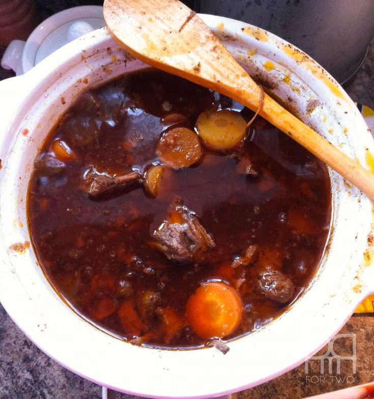 beef provencale stew
