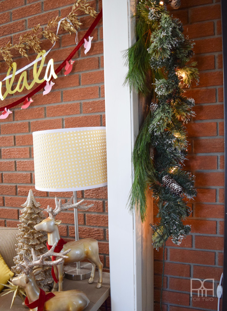 home depot Holiday Boughs