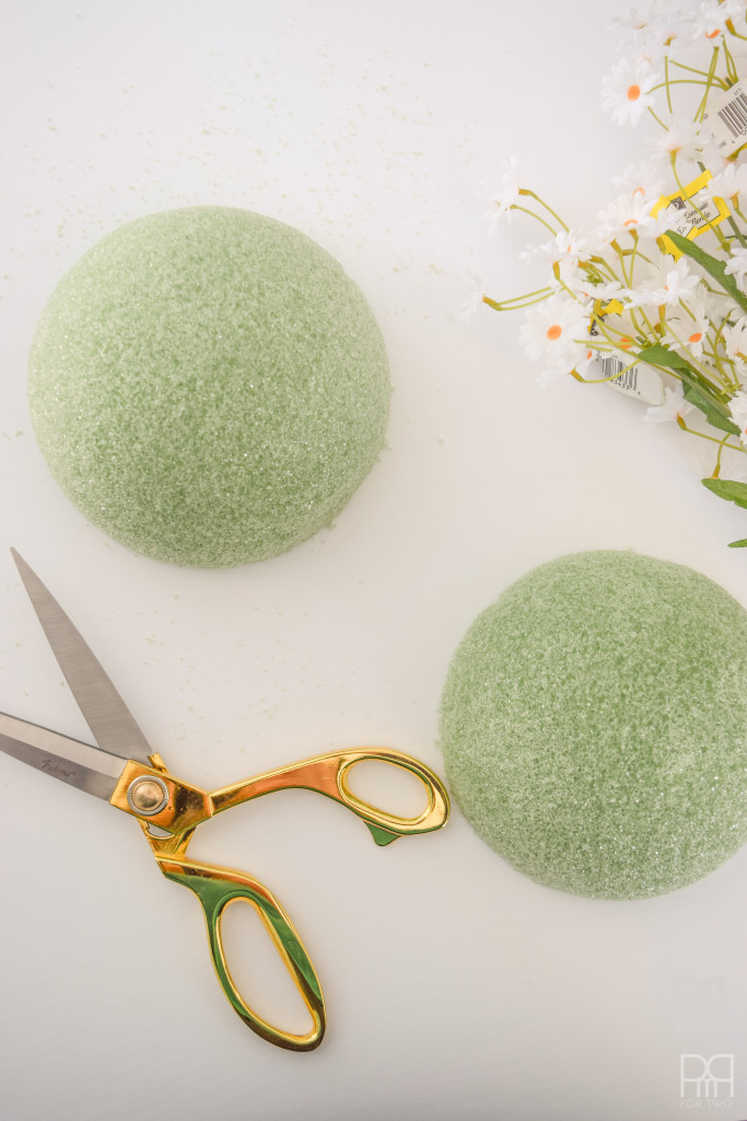 Spring Wreath foam balls