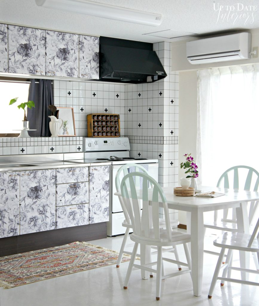 Up to Date Interiors - Okinawa House Tour kitchen
