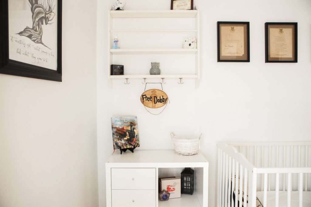 baby room Ashlee's PMQ