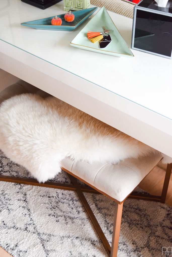 canadian-blogger-fall-home-tour desk