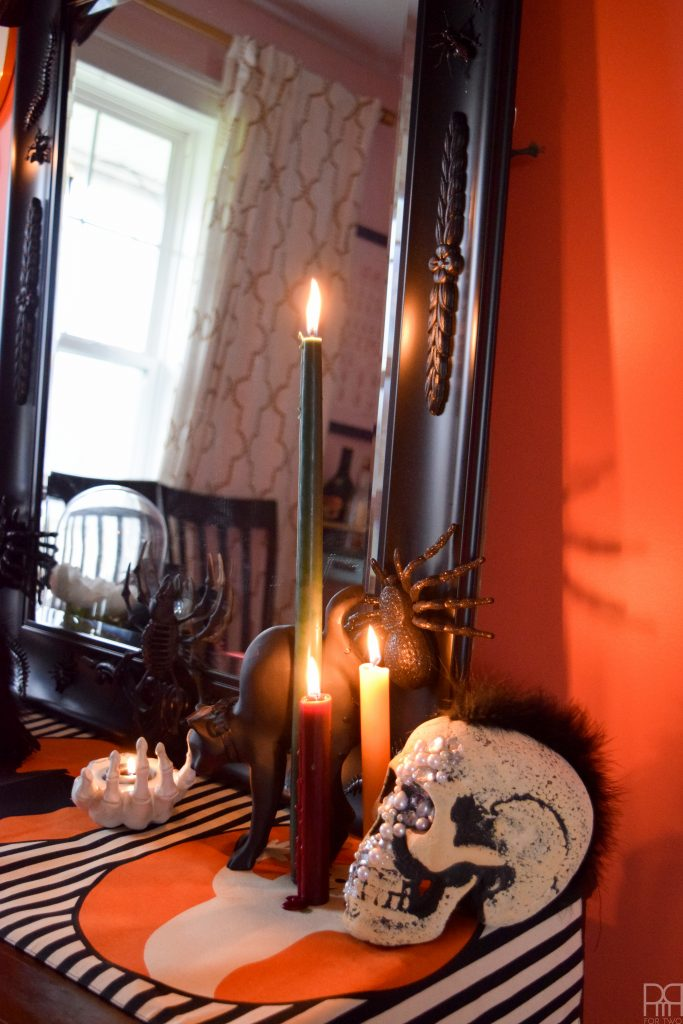 Create a show-stopping piece of Halloween Decor for your entry