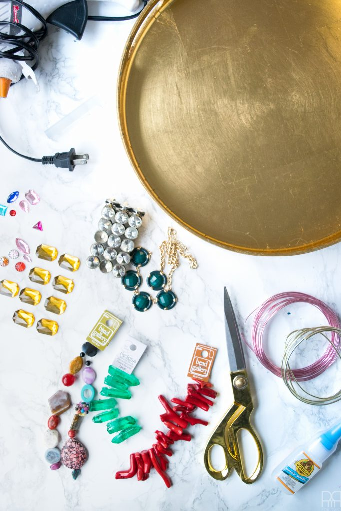 diy-kelly-wearstler-bauble-tray supplies