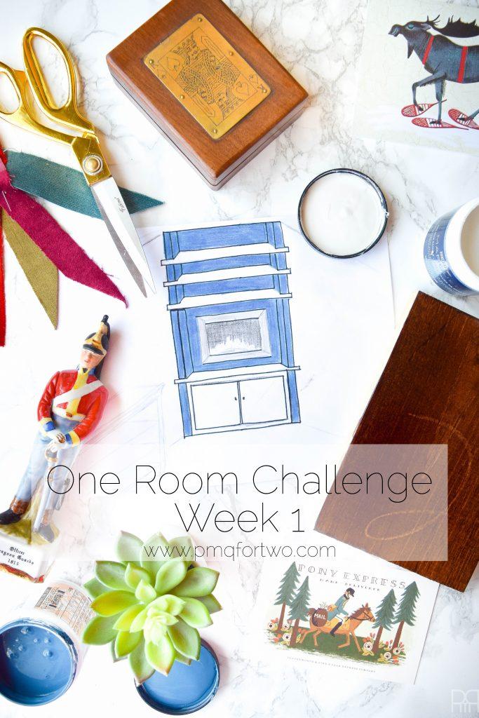 one-room-challenge-week-1
