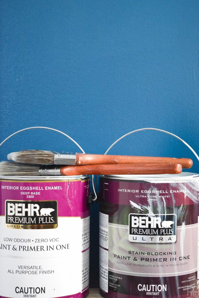 one-room-challenge-week-2 paint cans