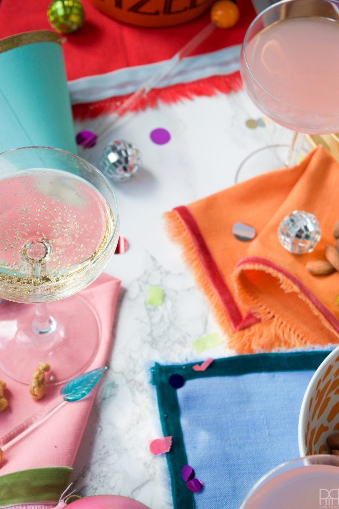 diy upcycled-ribbon-cocktail-napkins-18