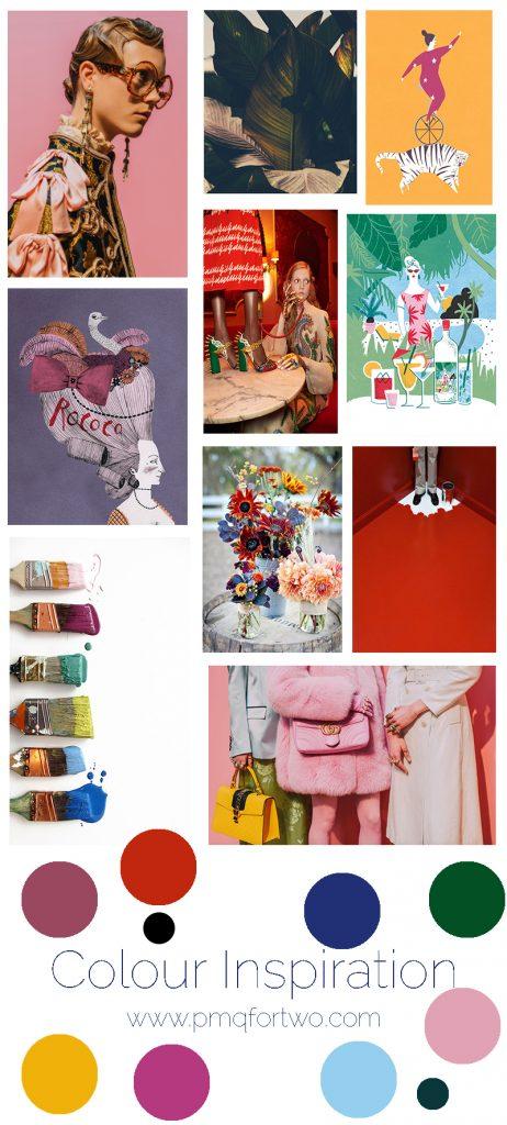 Hello 2017 colour inspiration