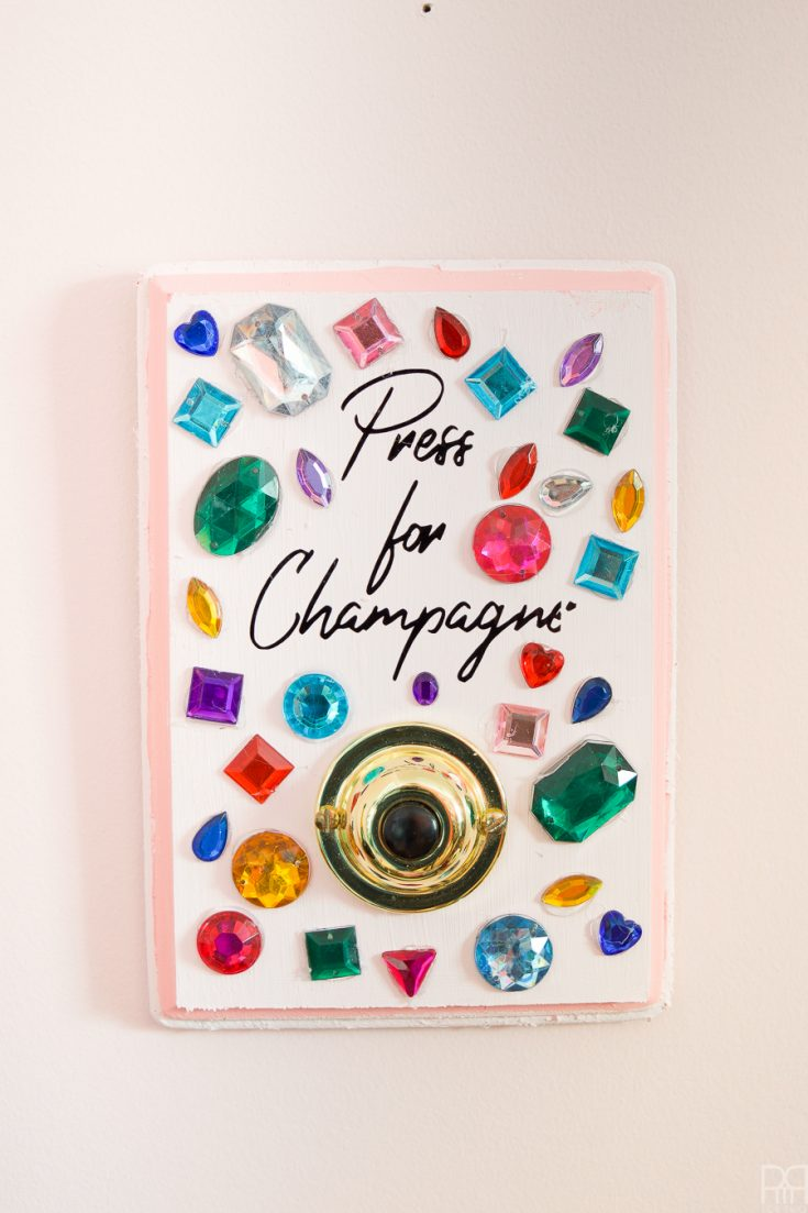 champagne buzzer