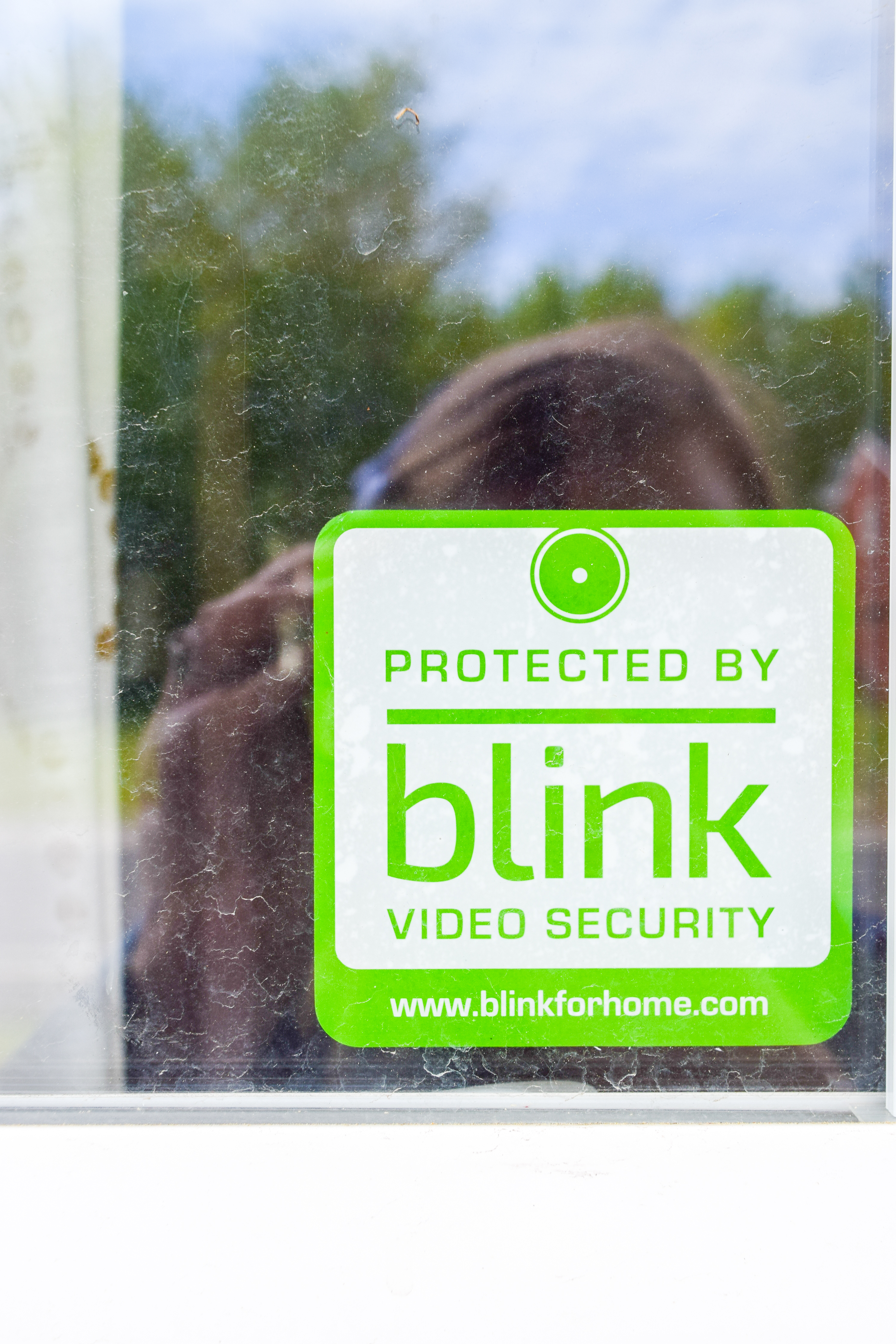 We got a Blink Home Security System, because Bruce likes to sleep on the job. If you're in the market for a wireless, renter friendly, and affordable camera/audio security system, this is the one for you! Come see why we're protected by Blink.
