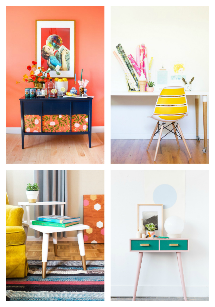 Retro Furniture Ideas PMQ For Two