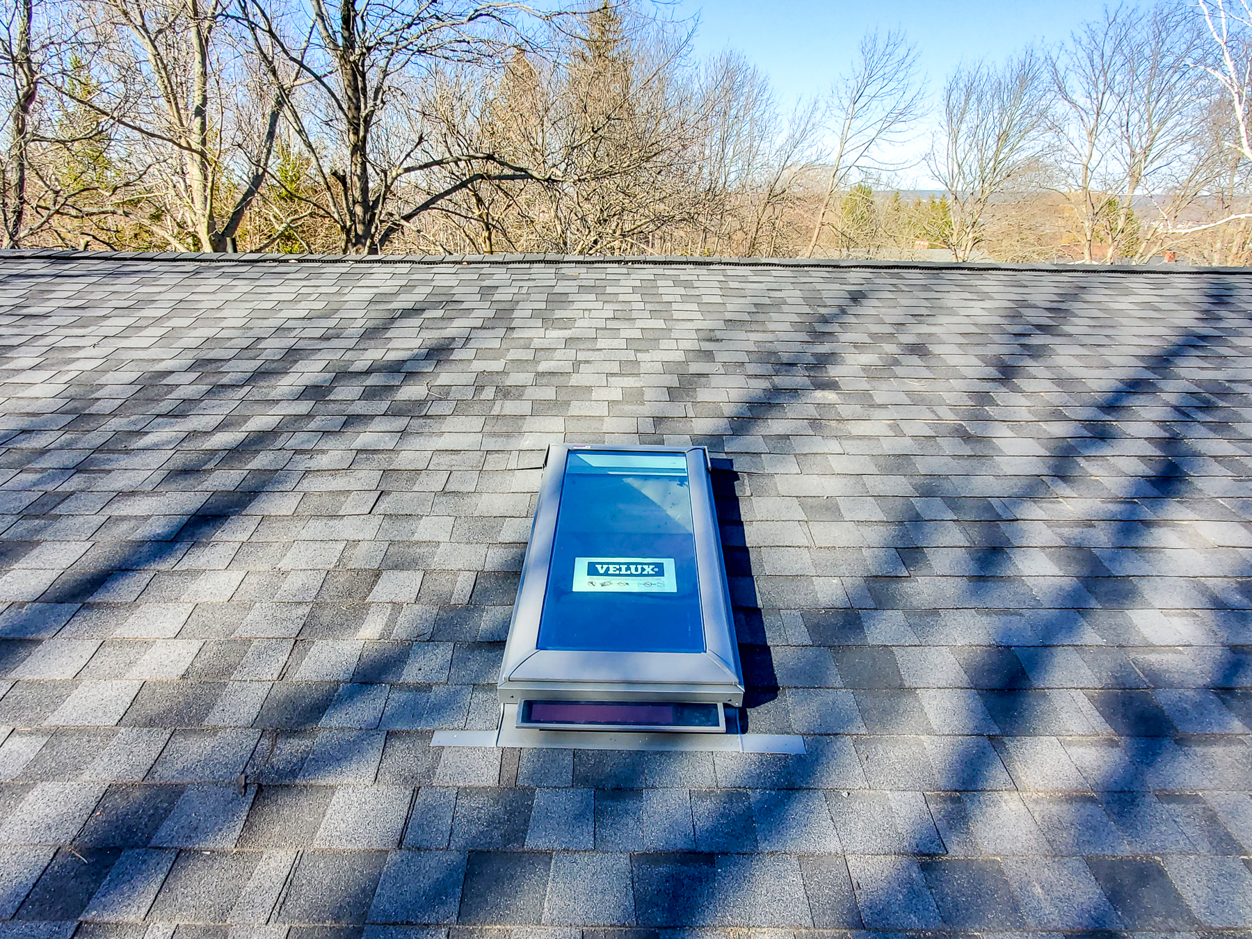 During our last renovation added a kitchen skylight to see if they werea good fit for our home. Short answer - YES! Our Velux skylight is a game changer.