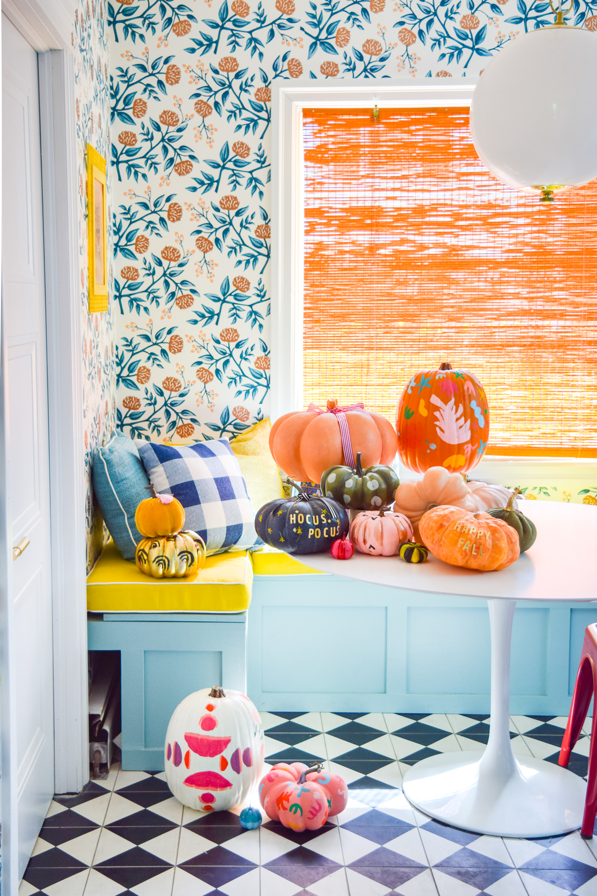 5 Colorful Pumpkin Painting Ideas Pmq For Two