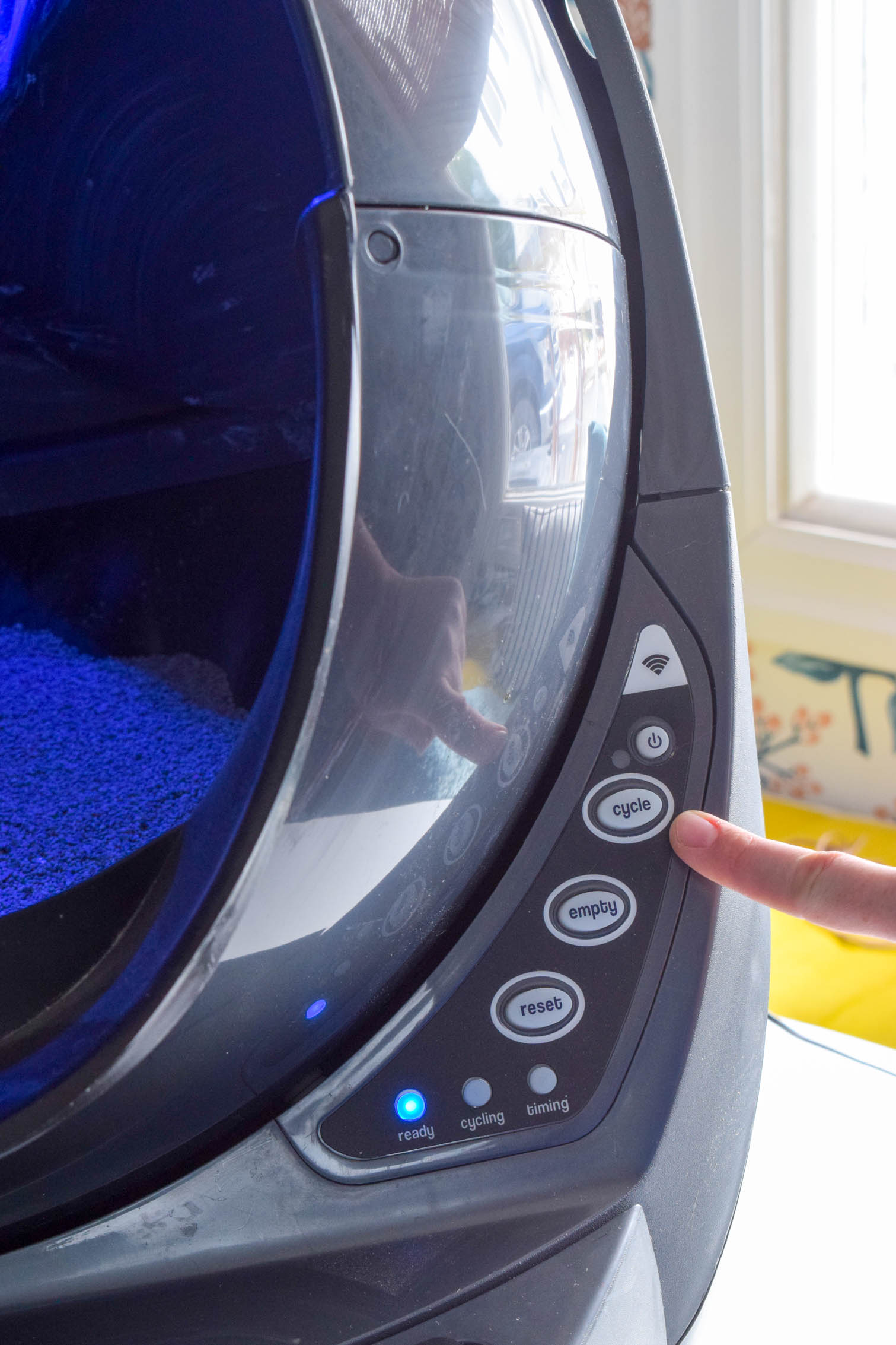A self-cleaning litter box doesn't have to be a thing of the future. We love our Litter Robot in our multi-cat household, and I'll tell you why! Come read my review