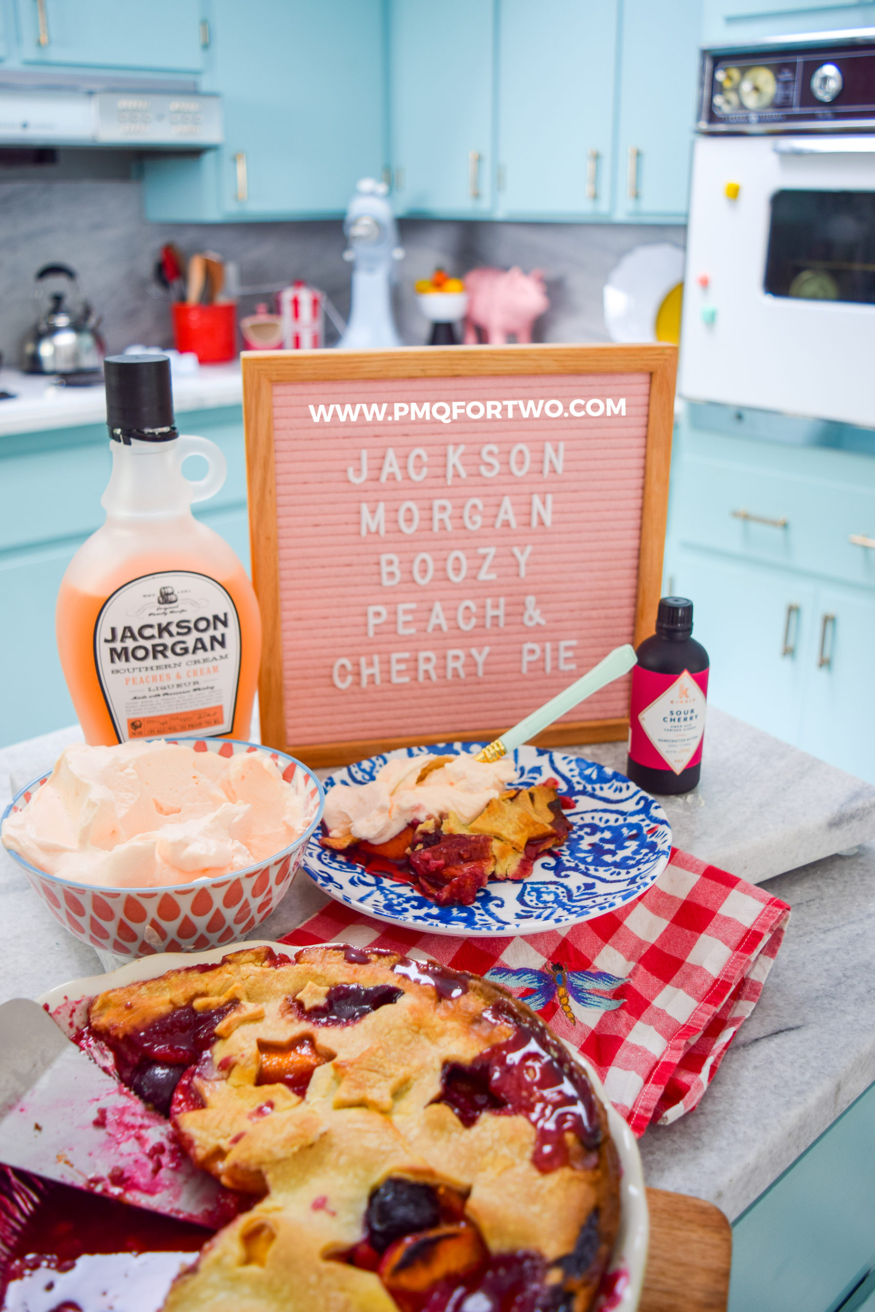What I love about Jackson Morgan Southern Cream, is that it works in food recipes just as well as in cocktails! Use the different flavours to spice things up.
