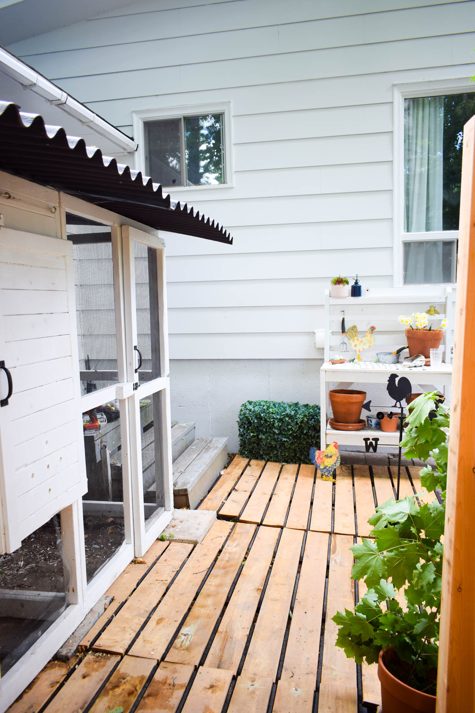 have you ever wondered how to build a deck on an uneven surface? With the Multy Deck system, it's easier than ever! Head to the blog for more info.